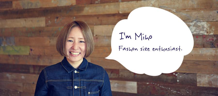 美容師 MIHO